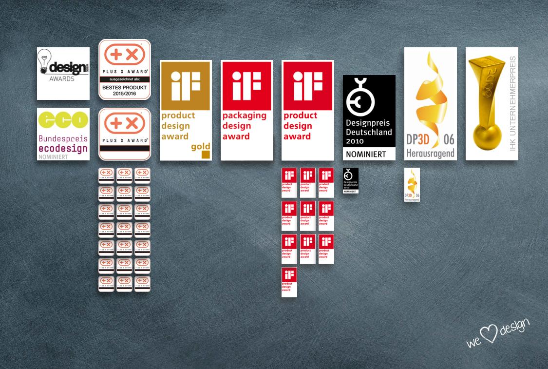 Designpreis IF Plus X Award Nomination